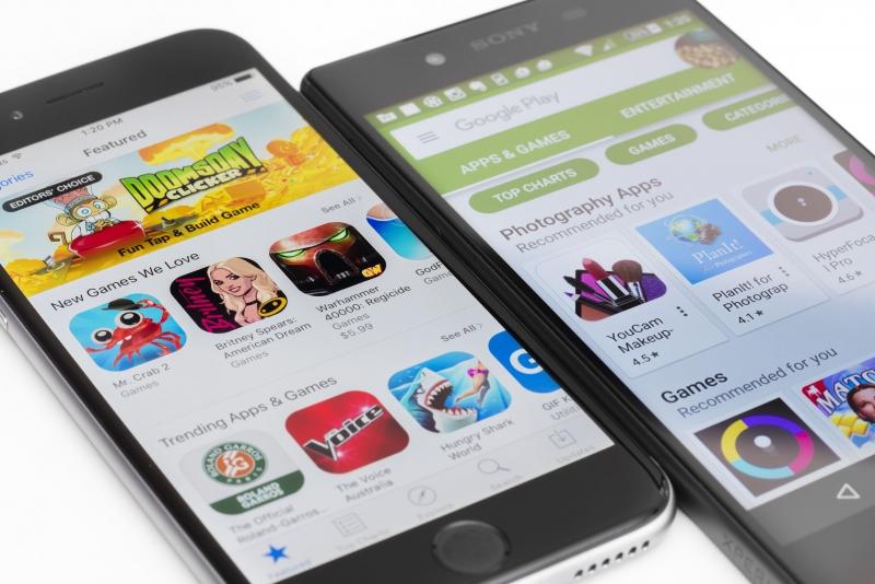 Aplikace v Google Play