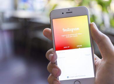 Aplikace Instagram