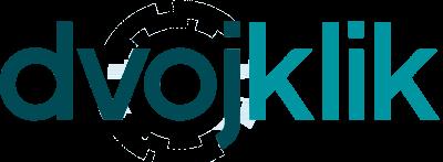 Dvojklik logo