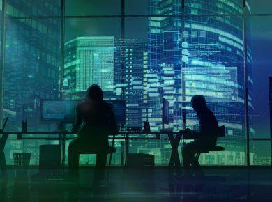 Lidé u počítače