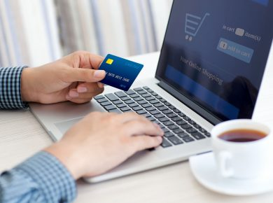 Online platba na internetu