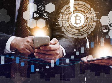 Aplikace směnárny kryptoměn