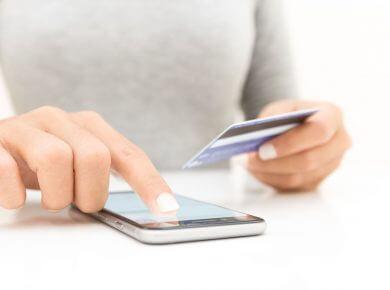 mobilní platby
