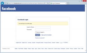 Phishingová stránka