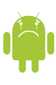 Logo aplikace AndroidLost